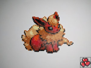 Flareon-pyroli-pokemon-pixelart