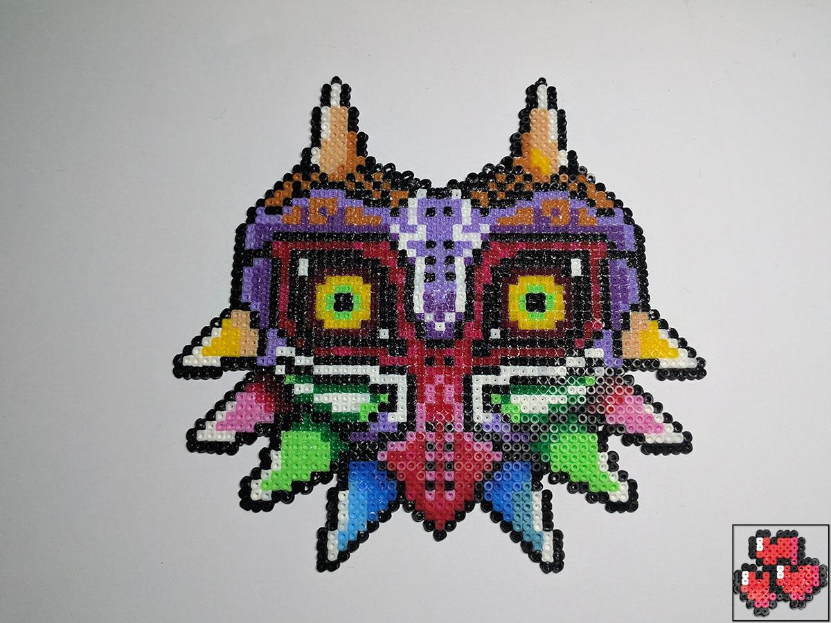 majora-mask-zelda-pixel-art-video-game-HD