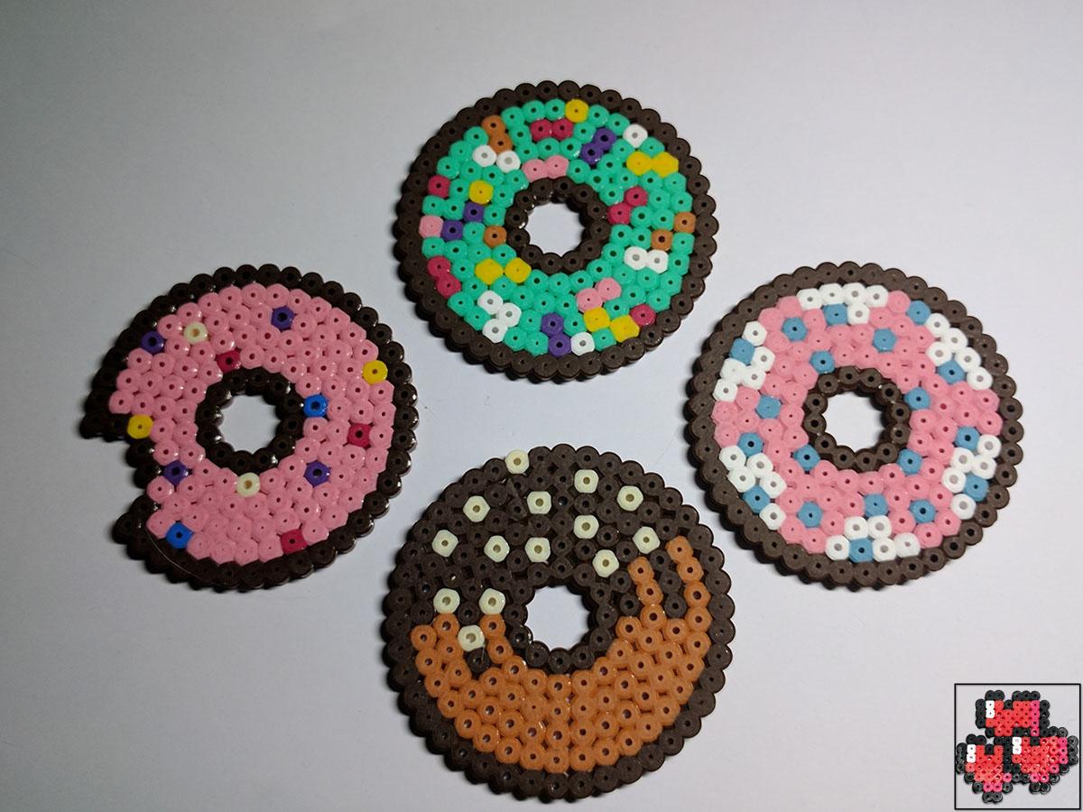 donuts-drink-coaster-pixel-art