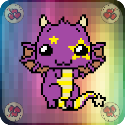 pixel-pixelart-pixelcraft-pixelbeads-perlers-perlerbeads-perlerart-beads-beadspearls-hama-hamabeads-hamasprites-hamacrafts-hamaperler-artkal-artkalbeads-fusebeads-8bit-retrogaming-gaming-perlercrafts-homemade-handmade-sprite-design-tutoriel-pattern-dragon-monstre