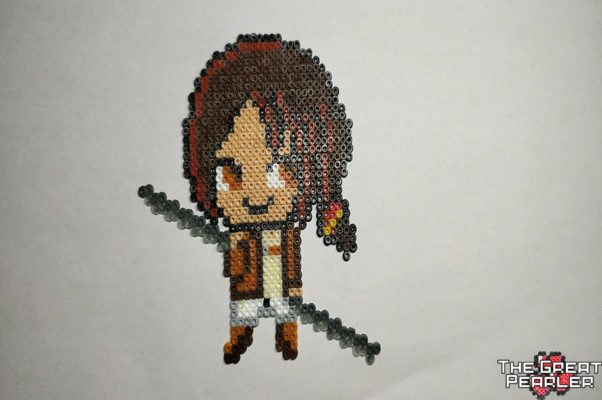 pixel-pixelart-pixelcraft-pixelbeads-perlers-perlerbeads-perlerart-beads-beadspearls-hama-hamabeads-hamasprites-hamacrafts-hamaperler-artkal-artkalbeads-fusebeads-8bit-retrogaming-gaming-perlercrafts-homemade-handmade-sprite-design-tutoriel-pattern-attack-on-titan-ymir
