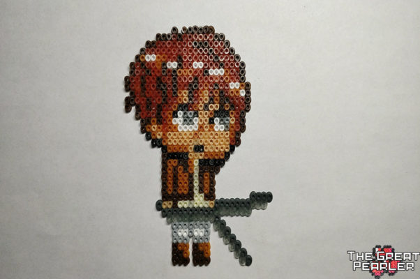 pixel-pixelart-pixelcraft-pixelbeads-perlers-perlerbeads-perlerart-beads-beadspearls-hama-hamabeads-hamasprites-hamacrafts-hamaperler-artkal-artkalbeads-fusebeads-8bit-retrogaming-gaming-perlercrafts-homemade-handmade-sprite-design-tutoriel-pattern-attack-on-titan-eren