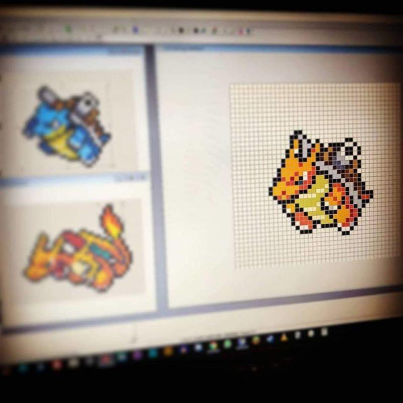 pixel-pixelart-pixelcraft-pixelbeads-perlers-perlerbeads-perlerart-beads-beadspearls-hama-hamabeads-hamasprites-hamacrafts-hamaperler-artkal-artkalbeads-fusebeads-8bit-retrogaming-gaming-perlercrafts-homemade-handmade-sprite-design-tutoriel-pattern-pokemon-fusion-concours-dracotank
