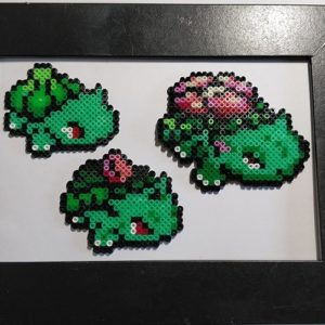 pixel-pixelart-pixelcraft-pixelbeads-perlers-perlerbeads-perlerart-beads-beadspearls-hama-hamabeads-hamasprites-hamacrafts-hamaperler-artkal-artkalbeads-fusebeads-8bit-retrogaming-gaming-perlercrafts-homemade-handmade-sprite-design-tutoriel-pattern-pokemon-fusion-pokemon-bulbizarre-herbizarre-florizarre-shop