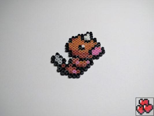 pixel-pixelart-pixelcraft-pixelbeads-perlers-perlerbeads-perlerart-beads-beadspearls-hama-hamabeads-hamasprites-hamacrafts-hamaperler-artkal-artkalbeads-fusebeads-8bit-retrogaming-gaming-perlercrafts-homemade-handmade-sprite-design-tutoriel-pattern-pokemon-fusion-pokemon-photo-aspicot-weedle