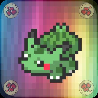 pixel-pixelart-pixelcraft-pixelbeads-perlers-perlerbeads-perlerart-beads-beadspearls-hama-hamabeads-hamasprites-hamacrafts-hamaperler-artkal-artkalbeads-fusebeads-8bit-retrogaming-gaming-perlercrafts-homemade-handmade-sprite-design-tutoriel-pattern-pokemon-fusion-bulbizarre-pikachu